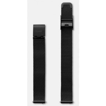 CLUSE STRAP 12 MM - MESH FULL BLACK CLS504