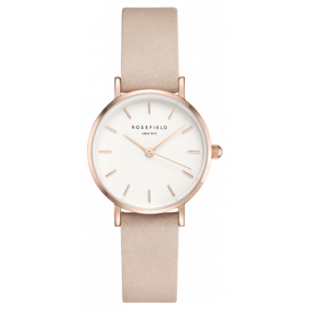 ROSEFIELD THE SMALL EDIT ROSE ROSE GOLD 26 MM