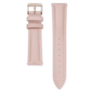 ROSEFIELD BOWERY PINK STRAP ROSE GOLD / 38MM
