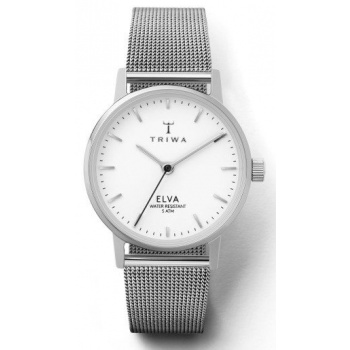 TRIWA PEARL ELVA STAINLESS STEEL CLASSIC