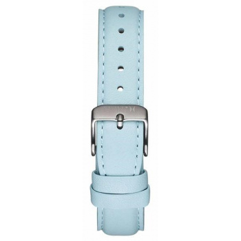 MVMT WOMENS SIGNATURE SERIES 18MM ARCTIC LEATHER SILVER