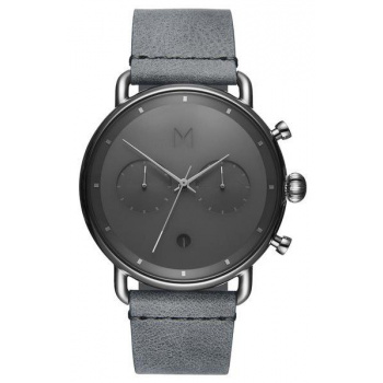 MVMT BLACKTOP SERIES - 47MM SILVER MIST