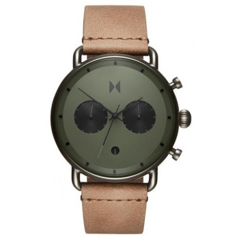 MVMT BLACKTOP SERIES - 47MM RALLYE GREEN SANDSTONE
