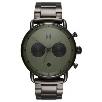 MVMT BLACKTOP SERIES - 47MM RALLYE GREEN GUNMETAL
