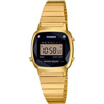CASIO - Retro LA670WEGD-1EF