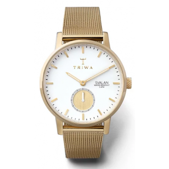 TRIWA IVORY SVALAN GOLD GOLD CLASSIC