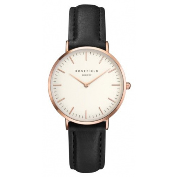 ROSEFIELD THE TRIBECA WHITE - BLACK / 33MM
