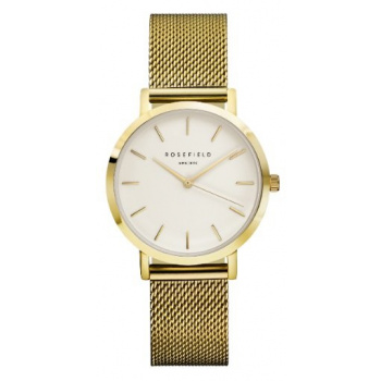ROSEFIELD THE TRIBECA WHITE - GOLD / 33MM
