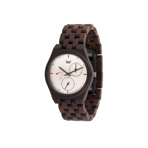 Hodinky WEWOOD RIDER CHOCO SILVER