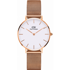 Hodinky DANIEL WELLINGTON Gift Set- Classic Petite Melrose Rose Gold 28MM a Rose Gold Small