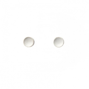 22 DESIGN STUDIO CMC Earring White
