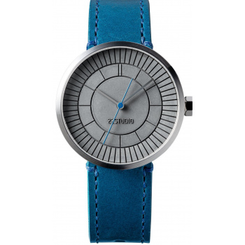22 DESIGN STUDIO Concrete Sector Watch 40mm Harbour Edition
